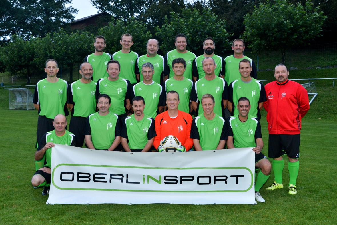Senioren 40+ FC Wollerau